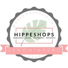Hippeshops nominatie